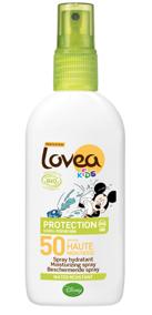 Naturlig Solkräm Eco  SPF 50- Barn - Lovea -