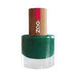 Nagellack Jadegrön