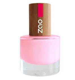 Nagellack Hot Pink -