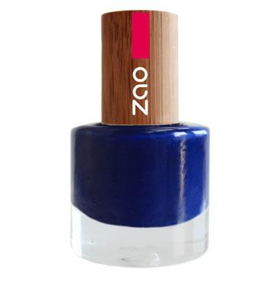 Nagellack Night Blue -