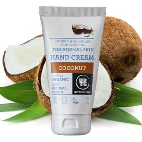 Ekologisk Kokos Handkräm -
