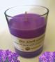 Handgjorda Ekologiska Sojaljus - Lavendel 100% Eko 315g