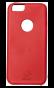 iNature - Miljövänligt Mobilskal - Tomatröd -  iPhone 6/6s (SLUTSÅLD)