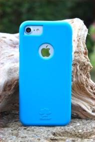 iNature - Miljövänligt Mobilskal - SkyBlue- iPhone 7/ 8