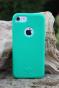 iNature - Miljövänligt Mobilskal - Mossgrön - iPhone 7 / 8