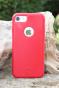 iNature - Miljövänligt Mobilskal - TomatRöd - iPhone 7 / 8