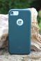 iNature - Miljövänligt Mobilskal - Skogsgrön - iPhone 7 / 8
