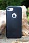 iNature - Miljövänligt Mobilskal - Svart - iPhone 7 / 8