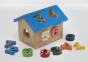 Lär Siffror & färger 2-Pack - Hus-Settet 2 Pack