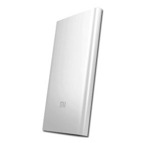 Xiaomi M5- Kraftfull Powerbank - Silver