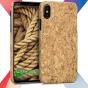 EkoSkal i Kork/Bambu - IPhone X Korkskal