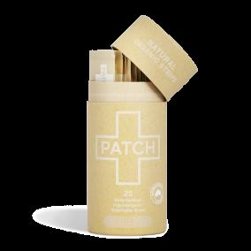 Patch  - Ekologiska Bambuplåster - Naturell