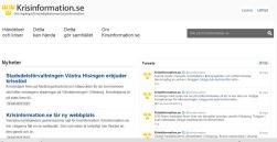www.krisinformation.se
