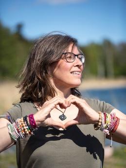 Cia Jarås,  Diplomerad Massageterapeut och Certifierad Massör