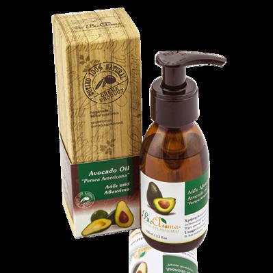 100% Natural Avocado Oil