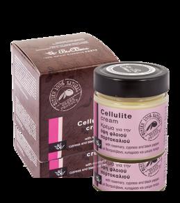 100% Natural Body Cream - Cellulite