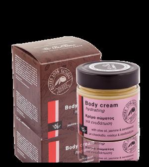 100% Natural Body Cream - Hydrating