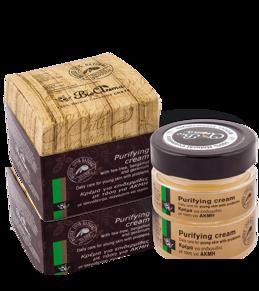 100% Natural Purifying Cream