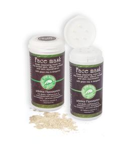 100% Natural Clay Mask