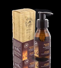 100% Natural Massage Oil