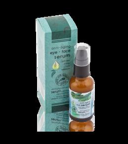 100% Natural Face/Eye Serum