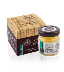 100% Natural Beeswax rub ointment