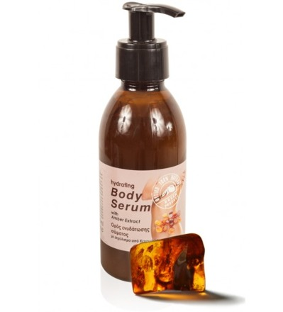 100% Natural Body Serum