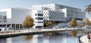Mälardalens högskola, MDH Campus Eskilstuna