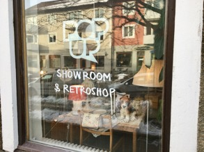 POPUP Showroom & Retroshop