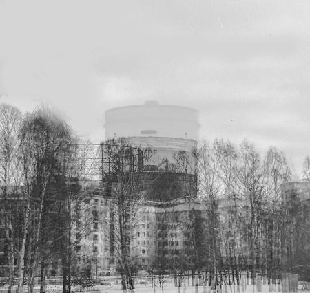 Gasklocka 4. Fotomontage gjort 5:e mars 2018