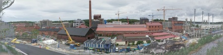 Gasverket Norra Djurgårdsstaden