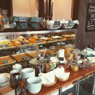 Frukostbild från Café Grelo