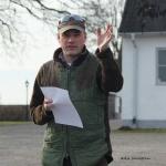 Rickard Andersson, dagens instruktör