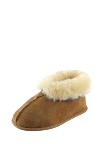 Lambskin Slipper - Kids - XL