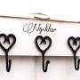 Krokbräda för nycklarna - Krokbräda - nycklar