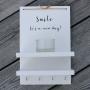 Allt-i-allo hylla - Smile it's a new day!