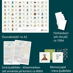 Lära engelska med bilder (start-kit)