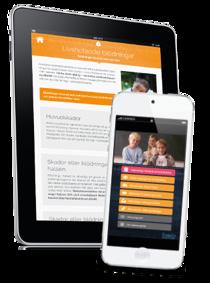 Texter till app och webbplats för barn med blödarsjuka