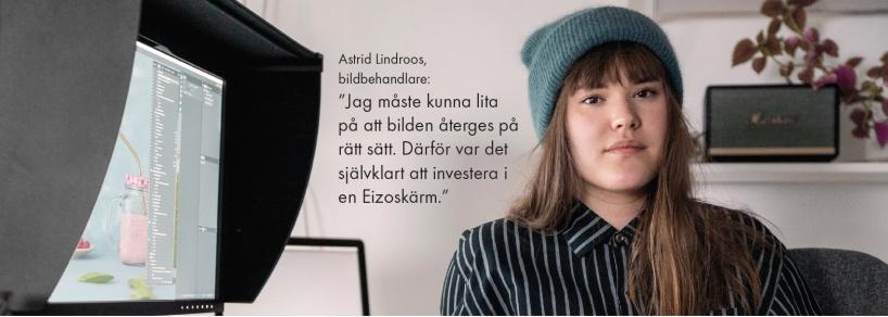 Kundcase omFotoskolan i Stockholm. Idé, text, bild och design av Ristretto.