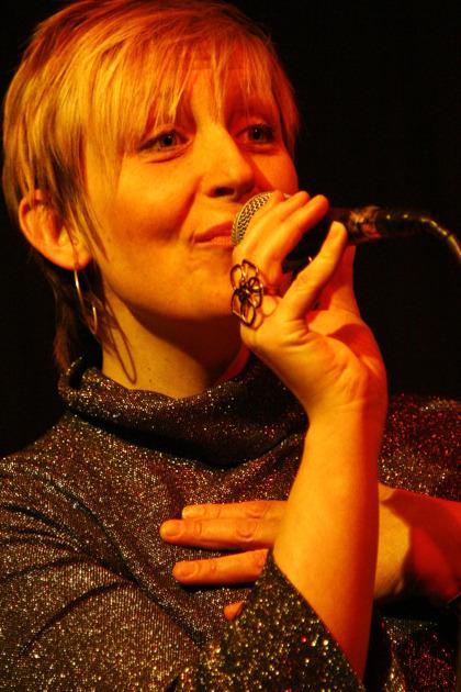 Helena Eriksson. Foto: Yanan Li