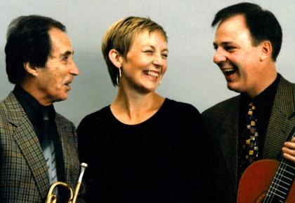 Helena Eriksson med Mosetti Färdal Duo