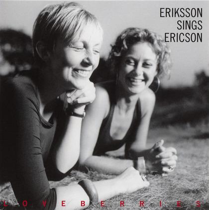 """Eriksson sings Ericson"" Foto: Lars Ekdahl. Form: Bill Nilsson"