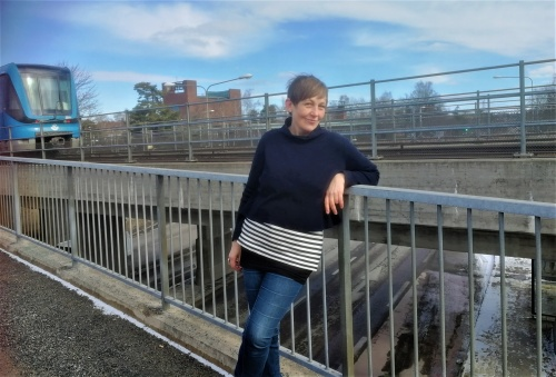 Helena Eriksson. Foto: Anja Liljefors