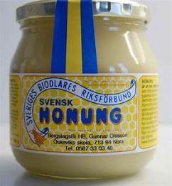 Švédský med