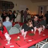 9 Gästerna samlas