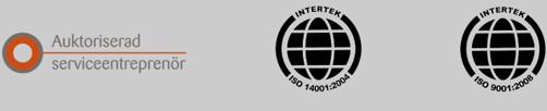Pima är en auktoriserad serviceentreprenör, ett auktoriserat bemanningsföretag och är certifierade enligt ISO 14001 och ISO 9001.