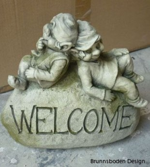 Tvillingtroll Welcome Mossig - 200-G Tvillingtroll Welcome
