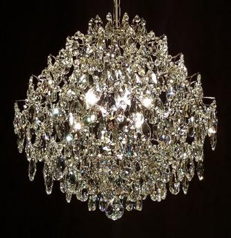 Kristallboll 50 - 9205-A Kristallboll 50