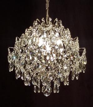 Kristallboll 40 (offertpris) - 9204-A Kristallboll 40