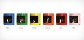 BONNEVILLE CRAZY 8st olika färgval